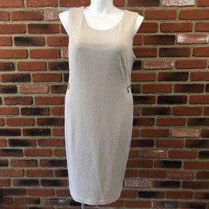 Calvin Klein Sheath sleeveless dress